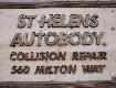 St Helens Auto Body